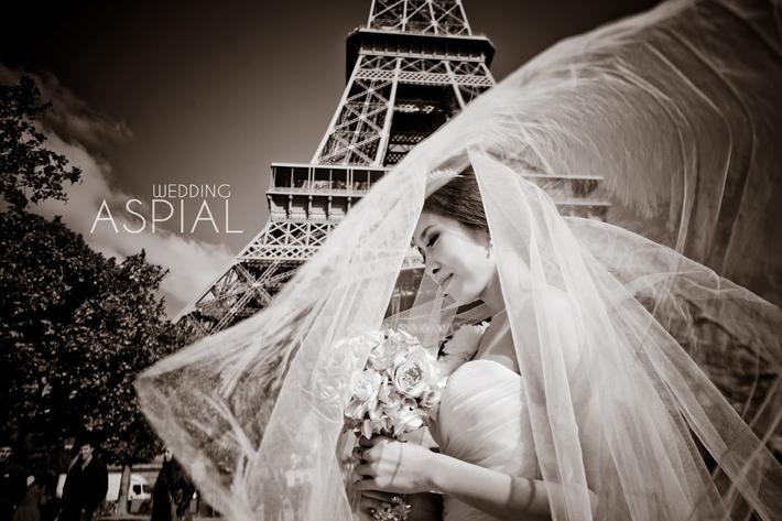Aspial Wedding PJ