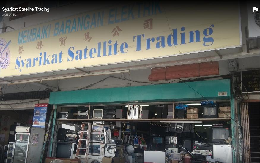 Satellite Trading