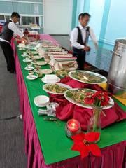 Medium catering