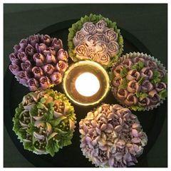 FlowerTop CupCakes