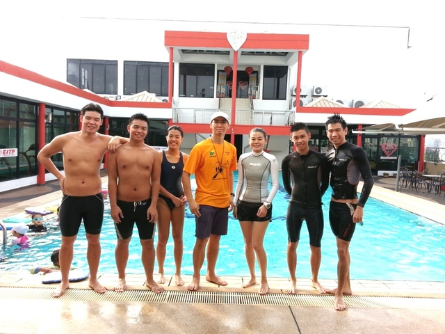 Stay fit for gals & macho for guys by learning how to swim