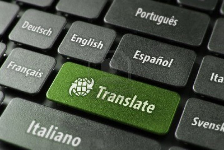 Translating from English to Malay