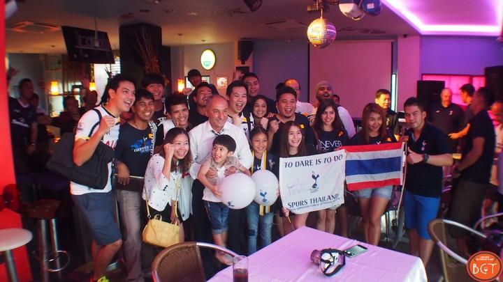 Tottenham Hotspur Malaysia Tour 2015