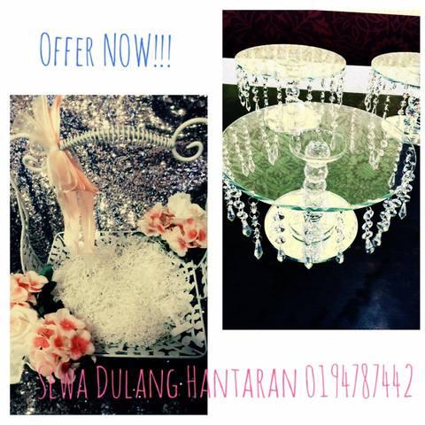 Exclusive Dulang Hantaran