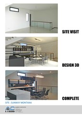 Bar Counter and Dining
