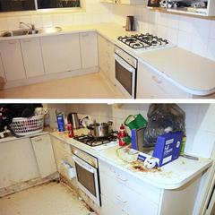 Condominium Kitchen (Deep Cleaning)