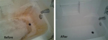 Toilet Bath Sink (Deep Cleaning)