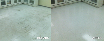 Office Floor (Deep Cleaning)