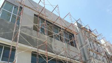 Factory refurbish and reconstruct