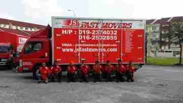 JS FAST MOVERS
