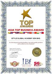 2016 Asia Top Business Awards, Singapore