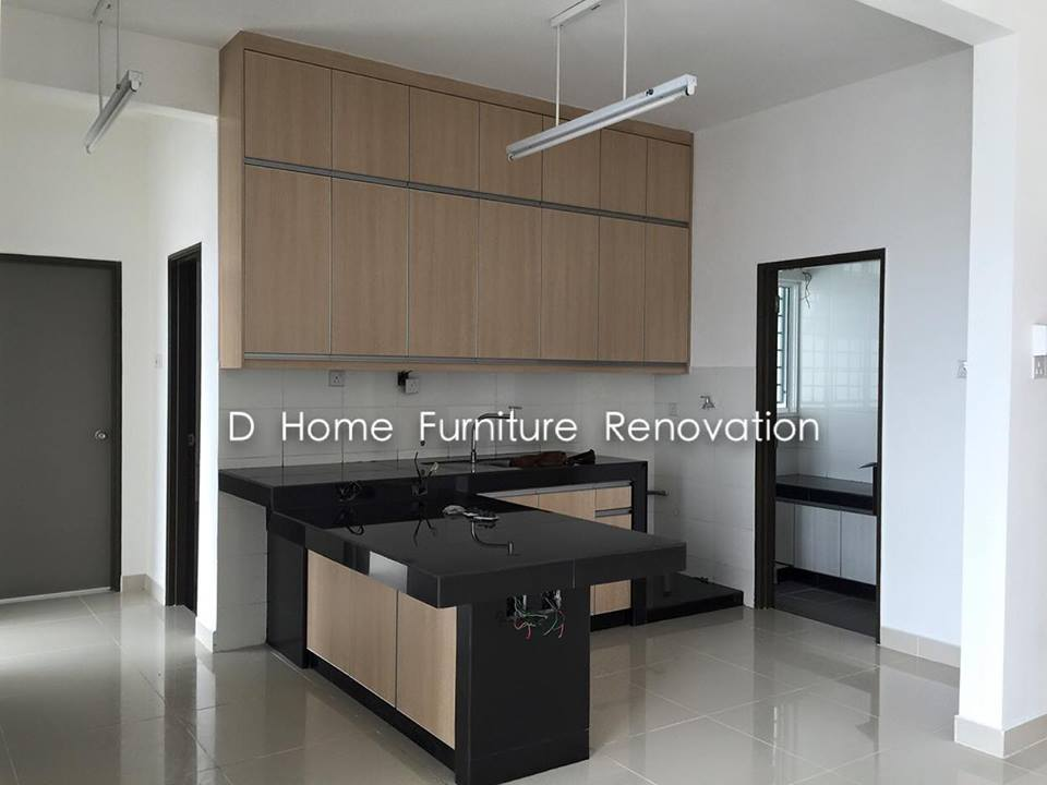 Kitchen by d home furniture display shelves completed cabinet kitchen cabinets flat minimalistic modern wooden