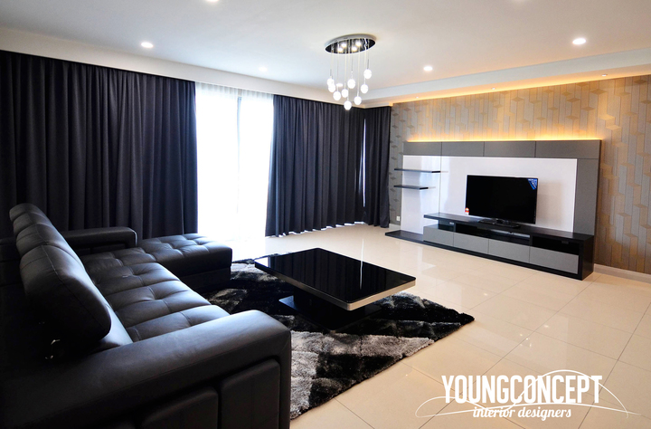 Lake edge puchong by young concept design sdn bhd for Room interior design sdn bhd