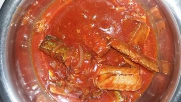 Mackeral sambal