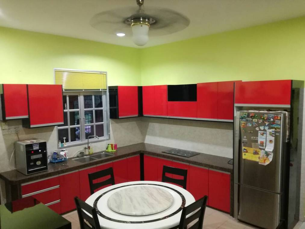 ... Amco Furniture And Decoration | Recommend.my On Kitchen Designs,  Kitchen Walls, ...