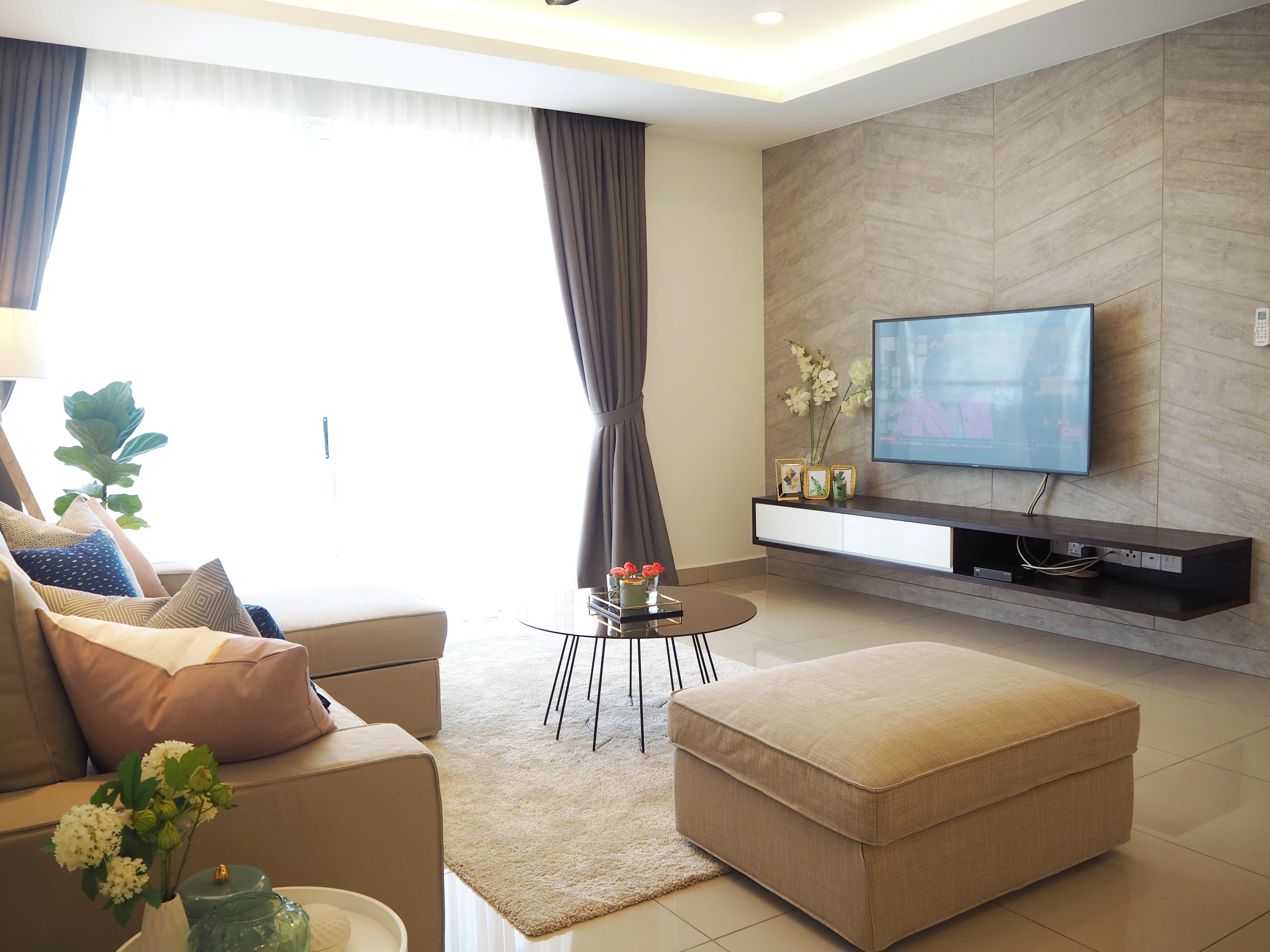 Modern living room  design   styling 7