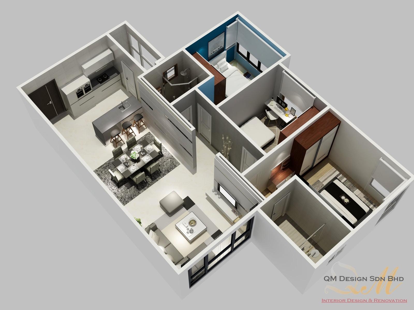 QM Design Sdn Bhd