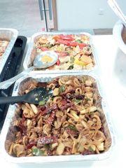 Sotong stir-fry & Mix veg
