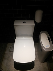 Sanitary ware installation