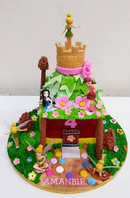 Tinkerbell Fairies By Eats Treats Bakery Recommend