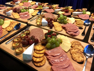 Appetisers: Charcuterie Board