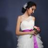 Natural Korean Feel Bridal Look