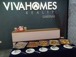 Catering for property talk