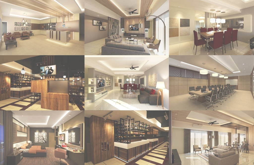 Interior Design & Concept by J Solventions Interior Design -  - Recommend.my