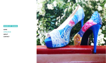 Shoes by Zhana