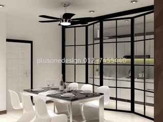 Kitchen Partition Folding Door