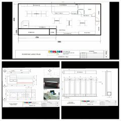 2D layout