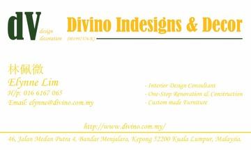 DIVINO INDESIGNS & DECOR