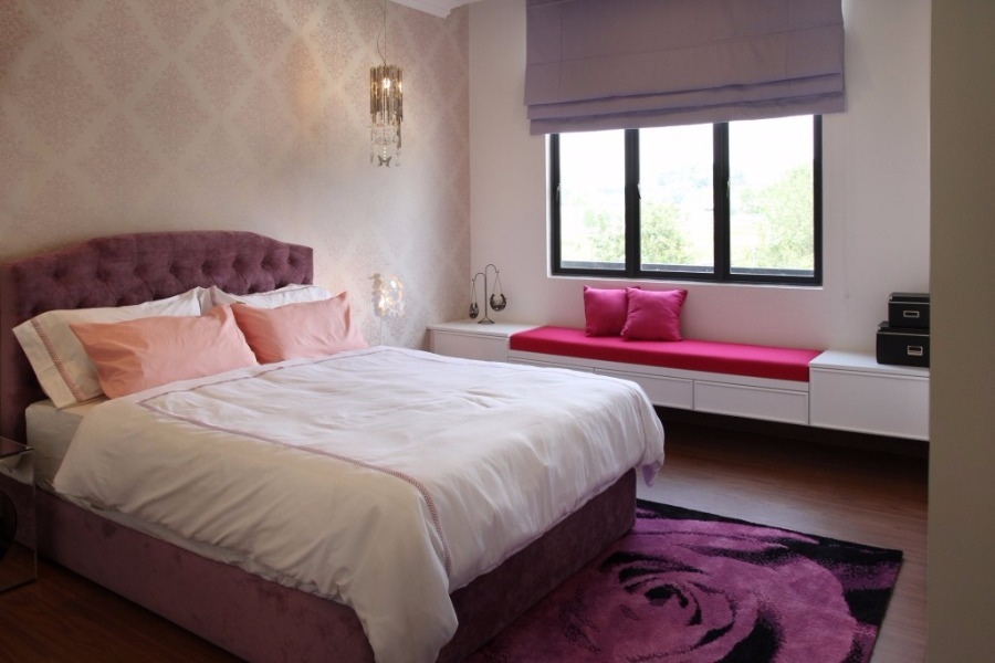 Mansion Park by Nice Style Interior Design - Completed Condo / Apartment Bedroom Kids Bedroom Living Living Room Dining Study / Office Modern Contemporary Urban Chic - Recommend.my