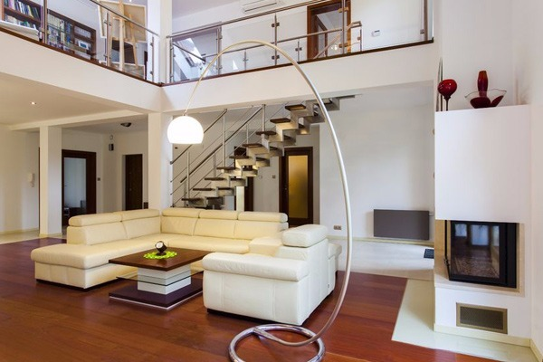 Einrichtung Wohnzimmer Taube