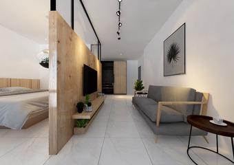 Double Bedroom & Lounge