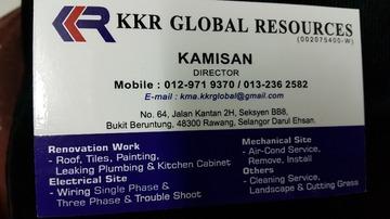 kkr global resources