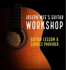 Joseph Wee's Guitar Workshop Miri