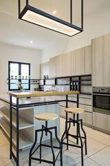Dry/wet kitchen