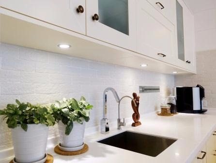 THE REEDS, SG. BESI by Meridian Inspiration Sdn Bhd - Completed Kitchen Entrance /  Foyer Minimalist Modern - Recommend.my
