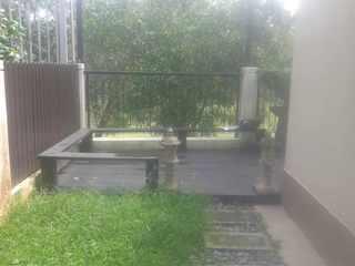 Decking at your garden