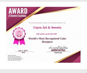 Cayra Art & Sweets