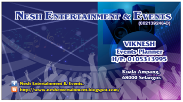 Nesh Entertainment & Events