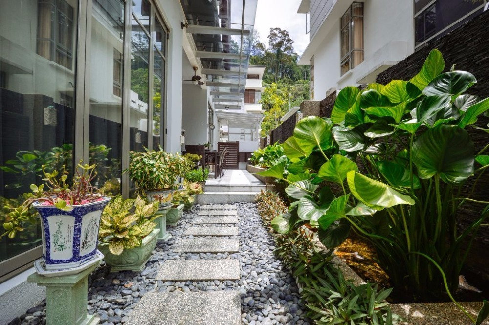 The Valley – Ampang by ICONFACTORY SDN BHD  - Completed Above 2400 sqft Semi-D / Bungalow Bathroom Walk-in-wardrobe Bedroom Kids Bedroom Living Living Room Dining Garden Entrance /  Foyer Kitchen Contemporary Modern - Recommend.my