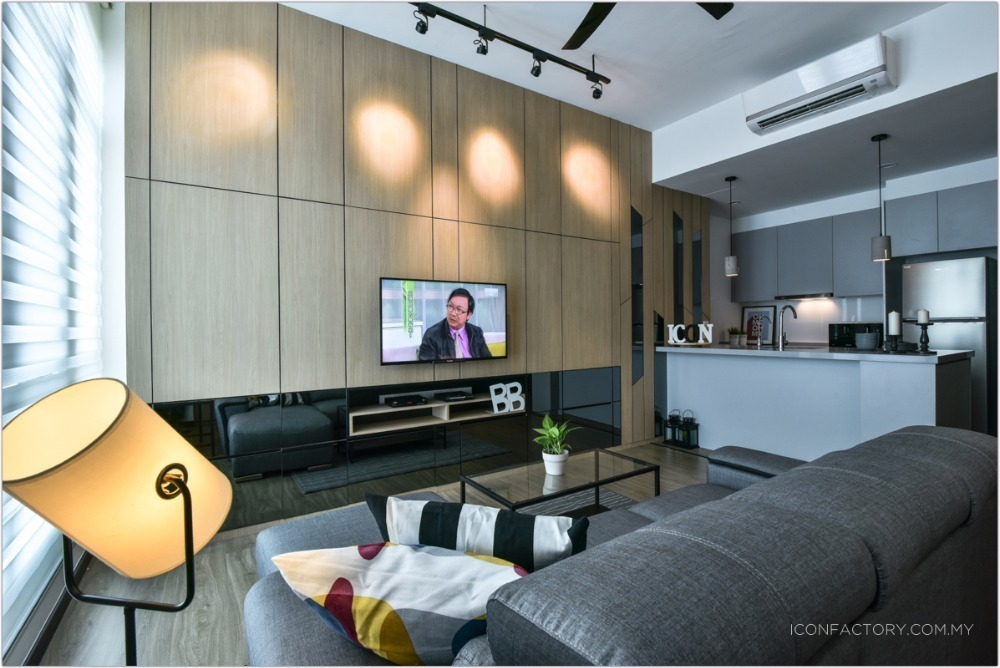 Tropicana Avenue – Tropicana City by ICONFACTORY SDN BHD  - Completed Condo / Apartment Bathroom Walk-in-wardrobe Living Bedroom Living Room Modern Contemporary - Recommend.my
