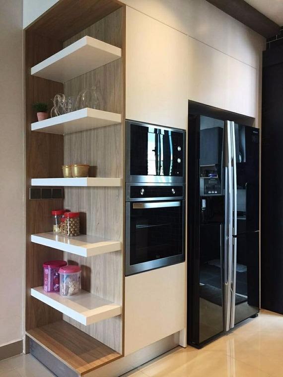 Condominium Renovation   KM 1 East, Bukit Jalil by Klaas Interiors Sdn Bhd (KL Branch) -  - Recommend.my