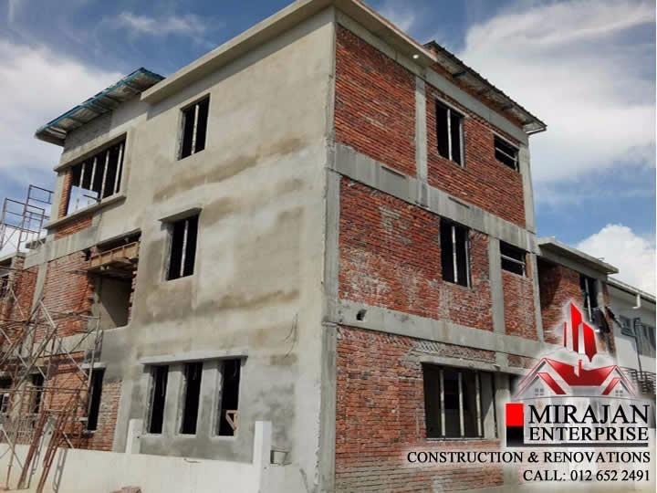 2 Floors to 3 Floors Renovation