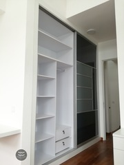 Wardrobe inner compartments