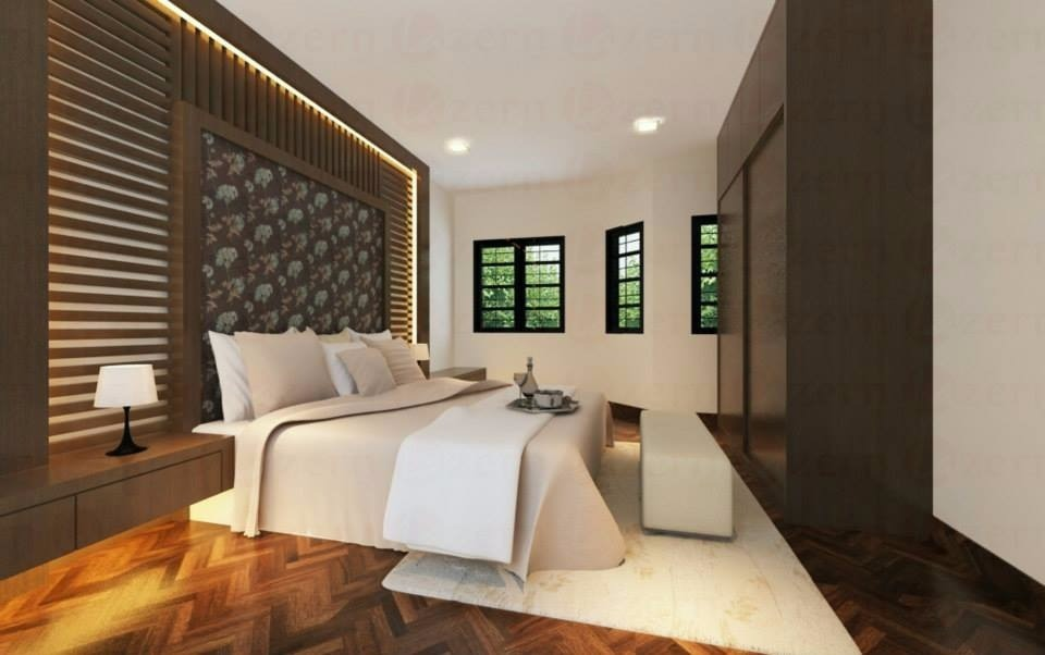Semi-D House in Cheras  by LAZERN  - Concept Above 2400 sqft Semi-D / Bungalow Bathroom Bedroom Dining Kitchen Living Living Room Kids Bedroom Modern - Recommend.my