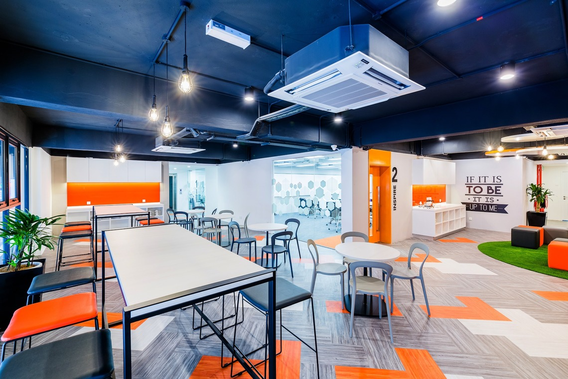 Gamuda Learning Centre by MIL Design & Construction - Completed Above 2400 sqft Office Office Meeting Rooms Sitting Room Modern Contemporary - Recommend.my