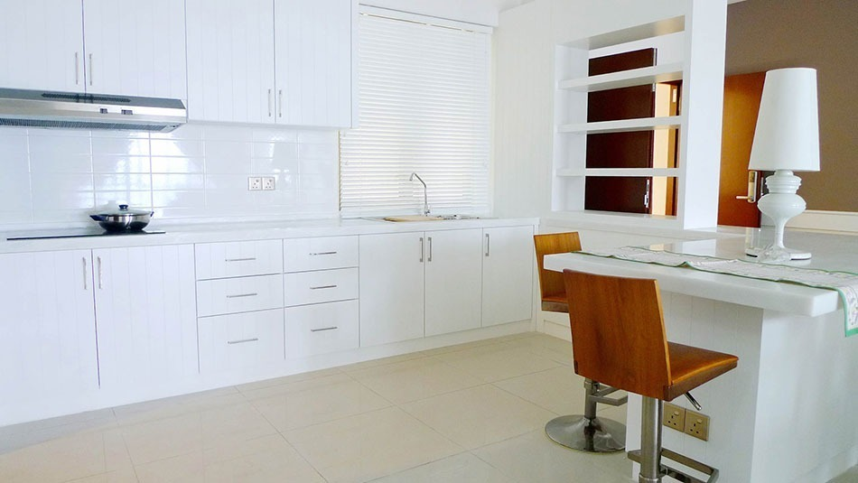 Molek Condo by MIL Design & Construction - Completed Condo / Apartment Kitchen Living Room Dining Scandinavian - Recommend.my